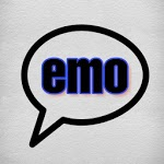 EMO free video calls and chat icon