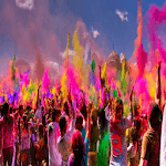 Happy Holi 2019 Blog icon