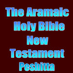 The Aramaic Holy Bible icon