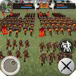 ROMAN EMPIRE REPUBLIC AGE: RTS STRATEGY GAME icon