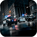 Police Chase Extreme City 3D Game icon