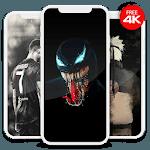 Black Wallpapers HD 4K icon