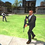 Sniper Shooting Mission: Eliminate City Criminals for pc logo