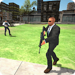 Sniper Shooting Mission: Eliminate City Criminals icon