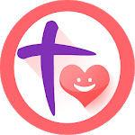 Christian Dating - Flirt, Meeting, Chat and Love for pc logo
