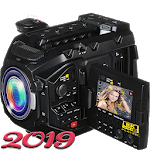8K HD Zoom Camera icon