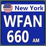 WFAN Sports Radio 660 AM New York icon