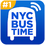 New York Bus Time App icon