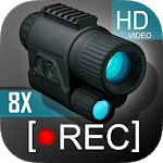 Night Vision Camera (Photo and Video) icon