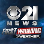 CBS 21 WX for pc logo