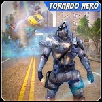 Immortal Wind Tornado hero Vegas Crime Mafia Sim icon