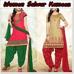 Women Salwar Kameez icon
