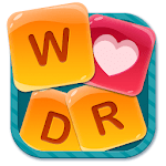 Word Flower - Connect Cross Word Game for pc logo