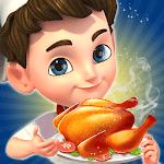 Crazy Super Chef : Cooking & Restaurant Management for pc logo
