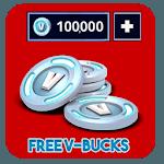 V bucks Battle Royale Tip 2019 icon