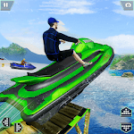 Jet Ski Stunts Extreme Water Sports icon