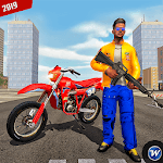 Real Gangster Moto Bike Chase 2019 icon