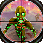 FPS Zombie Survival Sniper icon