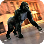 King of Monkeys 🐵 City Attack icon