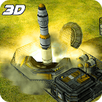 Missile Simulation Drone Attack icon