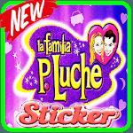 Stickers de la Familia Peluche Para WhatsApp icon