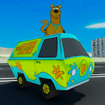 Scooby Mystery Car Driving - Cartoon Car icon