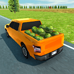 Pickup Truck Simulator Watermelon (Truck Driver) icon