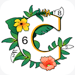 Color Me – Color by Number for pc logo