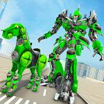 Horse Transform Robot icon