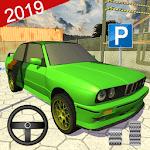 E30 Parking 3D Challenge: New Car Games 2019 icon