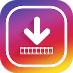 Download video for Instagram icon