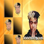 XXXTentacion Piano Tiles Game icon