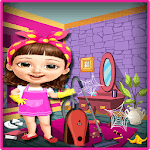 Sweet Baby Girl Home Repair - Clean up MakeOver icon