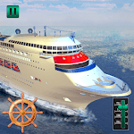 Real Cruise Ship Driving Simulator 2019 icon