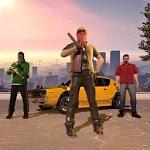 Street Crime Thug City Gangster Shooting Game icon