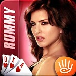 Rummy with Sunny Leone: Online Indian Rummy Game icon