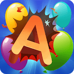 Balloon Pop Kids Alphabets icon