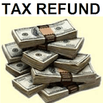 Tax Refund Calculator, Find your Tax Refund icon
