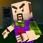 Blocky Dude - Scary Game icon