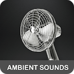 Ambient sleep sounds fan icon