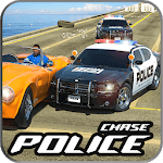 Police Car Chase: Real car Parking game: Cop Games for pc logo