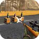 Extreme Bottle Shooting 3D icon