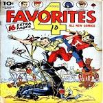 Super Heroes Comics - Four Favorites #26 icon