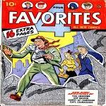 Super Heroes Comics - Four Favorites #28 icon