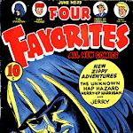 Super Heroes Comics - Four Favorites #29 icon