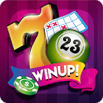 Let's WinUp! Free Slots and Video Bingo icon