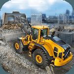 City Construction Mall Builder icon