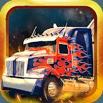 Wild Truck Hitting Zombies icon
