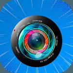 camera zoom HD icon