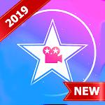 Video Maker Star ⭐ Edits - Magic Music Video Maker icon